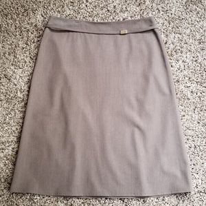 Limited heather brown skirt